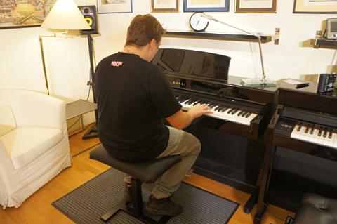 Der Klavierunterricht findet in 1100 Wien statt. Es erwartet dich eine entspannte Atmosphäre!